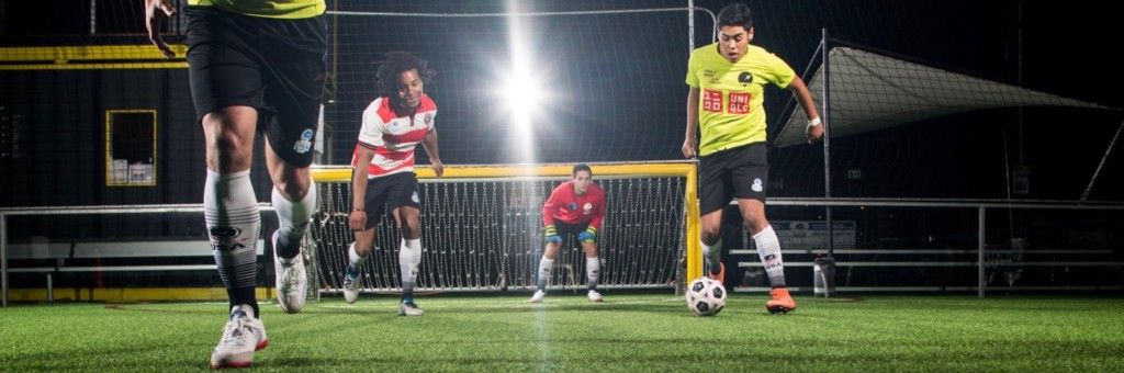Small Sided Soccer Rules